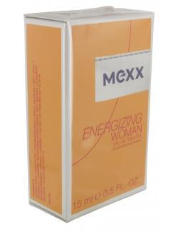 Mexx Energizing Eau de Toilette  (15 ml) - 737052679686