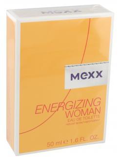 Mexx Energizing Woman Eau de Toilette  (50 ml) - 737052679785
