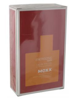 Mexx Energizing Eau de Toilette  (30 ml) - 737052679013