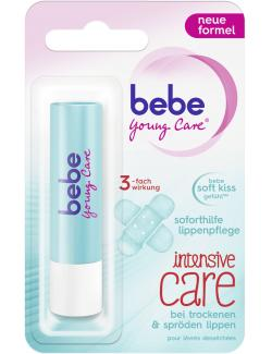 Bebe Young Care Intensive Care Lippenpflege Soforthilfe  (1 St.) - 3574660408621