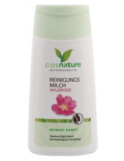 Cosnature Reinigungsmilch Wildrose  (150 ml) - 4030409091091