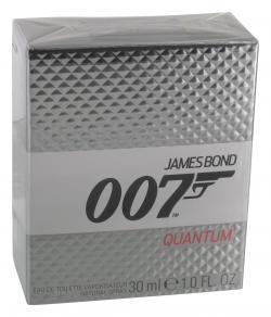 James Bond 007 Quantum Eau de Toilette  (30 ml) - 737052739120