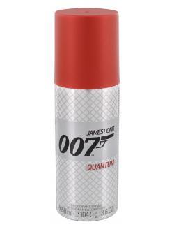 James Bond 007 Quantum Deodorant Spray  (150 ml) - 737052739649