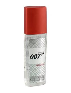 James Bond 007 Quantum Deodorant Natural Spray  (75 ml) - 737052739564