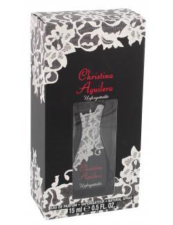 Christina Aguilera Unforgettable Eau de Parfum  (15 ml) - 737052727769