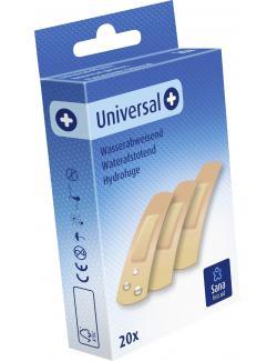 Sana first aid Universal Pflaster wasserabweisend  (20 St.) - 8712175931639