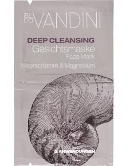 Aldo Vandini Tiefenreinigung Gesichtsmaske  (2 x 7,50 ml) - 4003583175574