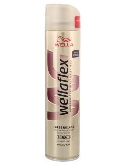Wella Wellaflex Haarspray Farbbrillanz starker Halt  (250 ml) - 5410076958528