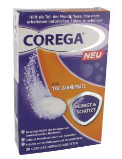 Corega Tabs Reinigt & Schützt für Teil-Zahnersatz  - 4026600816052