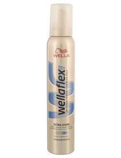 Wella Wellaflex Schaumfestiger extra starker Halt  (200 ml) - 5410076958337