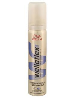 Wella Wellaflex Schaumfestiger 2-Tages-Volumen extra starker Halt  (75 ml) - 5410076958429