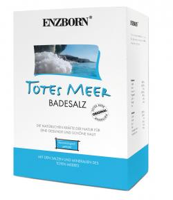 Enzborn Totes Meer Badesalz  (1,50 kg) - 4105170678007