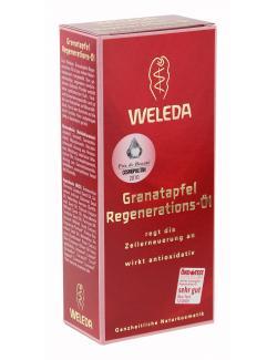 Weleda Granatapfel Regenerations-Öl  (100 ml) - 4001638088473