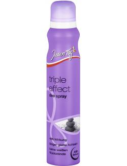 Jeden Tag Triple Effect Deo Spray  (200 ml) - 4306180009007