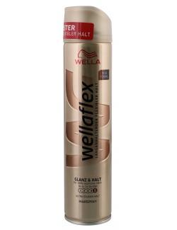 Wella Wellaflex Haarspray Glanz & Halt ultra starker Halt  (250 ml) - 5410076958931