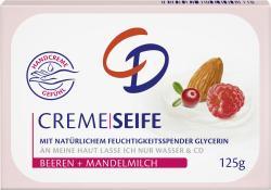 CD Creme Seife Argan�l & Mandelmilch  (125 g) - 4045612000822