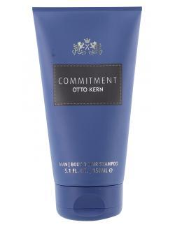 Otto Kern Commitment Body & Hair Shampoo  (150 ml) - 4011700847044