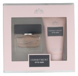 Otto Kern Commitment Eau de Toilette + Cream Shower  - 4011700848065