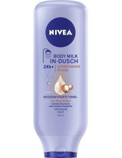 Nivea In-Dusch verwöhnende soft Milk  (400 ml) - 4005808911110