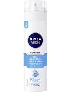 Nivea Men Rasiergel sensitive cool  (200 ml) - 4005808931439