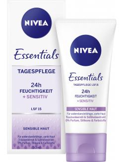 Nivea Sensitive Tagescreme  (50 ml) - 4005808920532