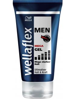 Wella Wellaflex Men Mega Gel mega starker Halt 986146