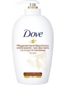 Dove Fine Silk Waschlotion wei�e Orchidee  (250 ml) - 8717163605776