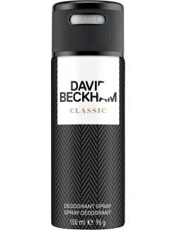 David Beckham Classic Deodorant Spray  (150 ml) - 3607346571026