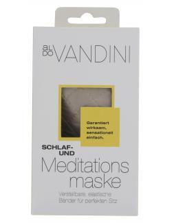 Aldo Vandini Schlaf- und Meditationsmaske  (1 St.) - 4003583176083