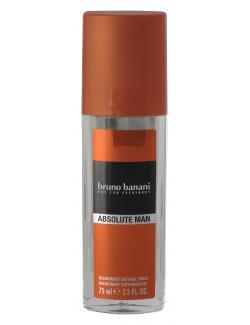 Bruno Banani Absolute Man Deodorant Spray  (75 ml) - 737052769417