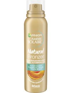 Garnier Ambre Solaire Natural Bronzer Selbstbräunungs-Spray  (150 ml) - 3600540569158