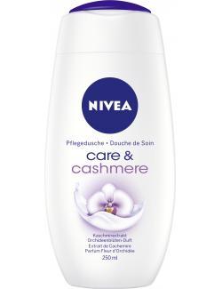 Nivea Cashmere Moments Creme-�l-Dusche  (250 ml) - 4005900053756