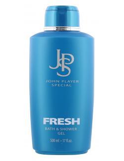 John Player Special Fresh Bath & Shower Gel  (500 ml) - 4008268044282