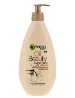 Garnier Body Oil Beauty N�hrende �l-Milch  (400 ml) - 3600541544024