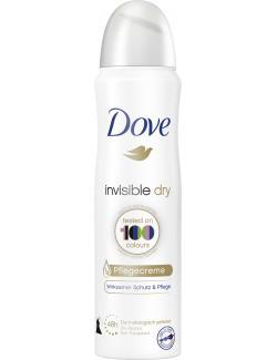 Dove Invisible Dry Anti-Perspirant/Anti-Transpirant Deodorant  (150 ml) - 8712561280167
