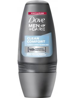 Dove Men+Care Dove Men + Care Clean Comfort Deo Roll-On 1007008