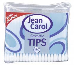 Jean Carol Cosmetic Tips Wattestäbchen Nachfüllpack  (160 St.) - 4000576018641