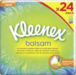 Kleenex Balsam Taschentücher  (30 x 9 St.) - 5029053001159