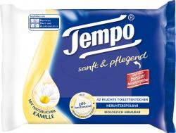 Tempo Feuchte Toilettentücher sanft & pflegend mit Kamille  (42 St.) - 7322540431841