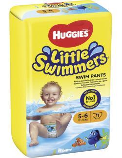 Huggies Little Swimmers Schwimmh�schen Gr. 5-6 Maxi 12-18 kg  (11 St.) - 36000183429