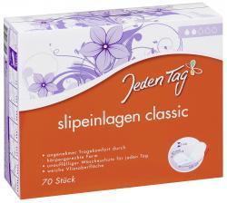 Jeden Tag Slipeinlagen classic  (70 St.) - 4306188052814
