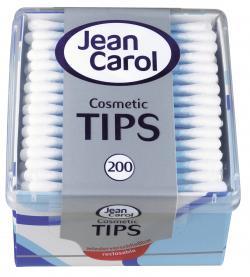 Jean Carol Cosmetic Tips Wattest�bchen  (200 St.) - 4000576484897