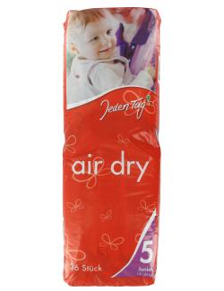 Jeden Tag Air Dry Windeln Gr. 5 Maxi 12-25 kg  (36 St.) - 4306180058258