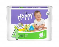 Bella Baby Happy Windeln Gr. 4 Maxi 8-18kg  (27 St.) - 5900516600785