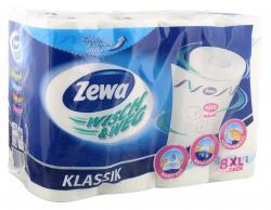 Zewa Wisch & Weg klassik  (8 x 45 Blatt) - 7322540768008