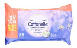 Cottonelle Mein Spa Erlebnis feuchte Toilettent�cher  (56 St.) - 5029053040219