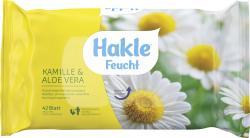 Hakle Feucht Kamille & Aloe Vera natürlich pflegend  - 4260344220496