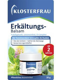 Klosterfrau Broncholind Erk�ltungs-Balsam  (20 g) - 4008617136651