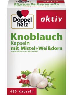 Doppelherz aktiv Knoblauch Kapseln 22,90 EUR/1.000 st