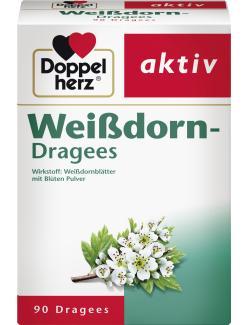 Doppelherz aktiv Wei�dorn-Dragees  (90 St.) - 4009932004526